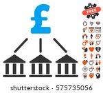 pound bank association...   Shutterstock .eps vector #575735056
