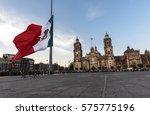 mexico  mexico city 8 february  ... | Shutterstock . vector #575775196