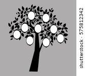family tree | Shutterstock . vector #575812342