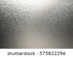 silver texture background foil... | Shutterstock . vector #575822296