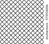 black and white seamless... | Shutterstock .eps vector #575926006
