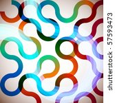 rainbow background   Shutterstock .eps vector #57593473