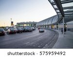 budapest  hungary  15 march... | Shutterstock . vector #575959492