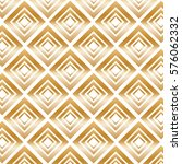 gold modern pattern with... | Shutterstock .eps vector #576062332