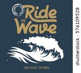 surfing artwork   surf...   Shutterstock .eps vector #576109528