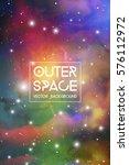 astrology mystic galaxy...   Shutterstock .eps vector #576112972