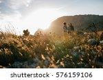 young people walking in...   Shutterstock . vector #576159106