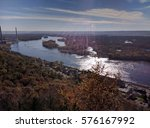 Mississippi River From The...