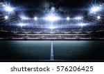 stadium 3d rendering | Shutterstock . vector #576206425