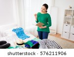 tourism  travel  people and... | Shutterstock . vector #576211906