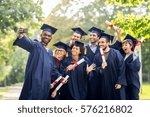 education  graduation ... | Shutterstock . vector #576216802