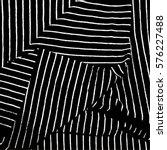 Lines. Black   White Backdrop....