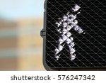 Pedestrian Signal That Shows...