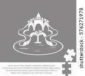 aquapark  icon vector design.
