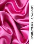 Smooth Elegant Pink Silk Can...