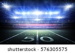 football stadium 3d rendering | Shutterstock . vector #576305575