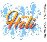 colorful flyer  banner or...   Shutterstock .eps vector #576324106