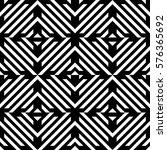 vector seamless pattern.... | Shutterstock .eps vector #576365692
