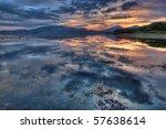 Sunset At Loch Linnhe  Scotland