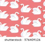 Seamless Pattern With A Pair O...