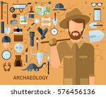Archaeological Concept...