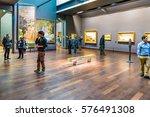 paris  france   may 25  2016 ... | Shutterstock . vector #576491308