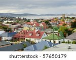 Colorful Rooftops  Hobart ...