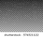 vector illustration of falling... | Shutterstock .eps vector #576521122