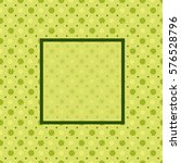 square text place with dim... | Shutterstock . vector #576528796