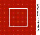 square text place with dim... | Shutterstock . vector #576528802