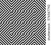 vector seamless pattern.... | Shutterstock .eps vector #576567742