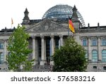 The Reichstag Building In...