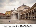 Naples Moment. Street View In...