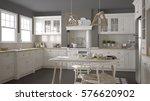 scandinavian classic white... | Shutterstock . vector #576620902