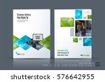 business vector template.... | Shutterstock .eps vector #576642955