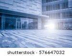 modern business buildings | Shutterstock . vector #576647032