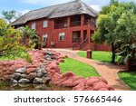 Beautiful Red Brick House With...