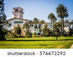 Old Courthouse In Santa Barbara ...