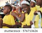 kigali  rwanda   september 2015 ... | Shutterstock . vector #576713626
