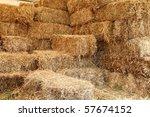 Internal Side Of A Barn