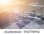 software development by... | Shutterstock . vector #576778942