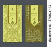 two design template for premium ... | Shutterstock .eps vector #576816442
