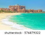 abu dhabi  united arab emirates ...   Shutterstock . vector #576879322