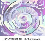 abstract spiral background   Shutterstock .eps vector #576896128