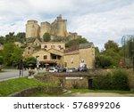 Bonaguil Castle  France  ...