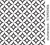 retro seamless pattern. | Shutterstock .eps vector #576903406
