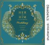 Indian Wedding Invitation Card...