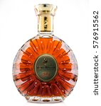 remy martin extra old cognac | Shutterstock . vector #576915562