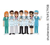 medical doctor icon image | Shutterstock .eps vector #576917938