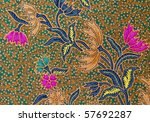 Vintage Fabric Texture...